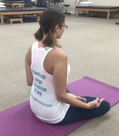 Yoga for Low Back Pain